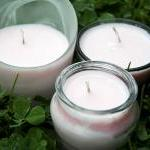 Pomegranate Soy Candles, I..